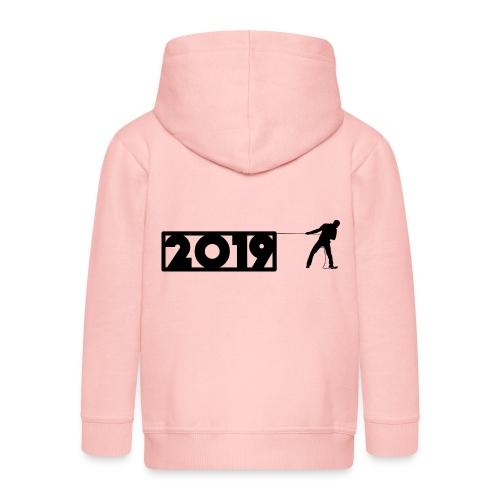 2019 - Kinder Premium Kapuzenjacke