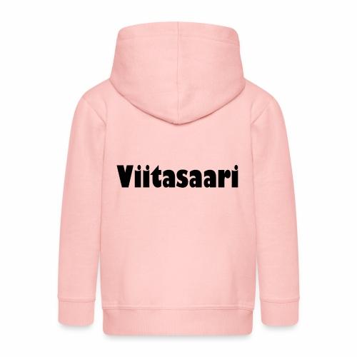 Viitasaari - tuotesarja - Lasten premium hupparitakki