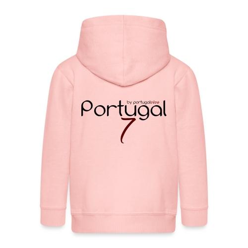 Portugal 7 - Veste à capuche Premium Enfant
