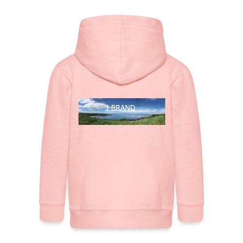 J BRAND Clothing - Kids' Premium Hooded Jacket