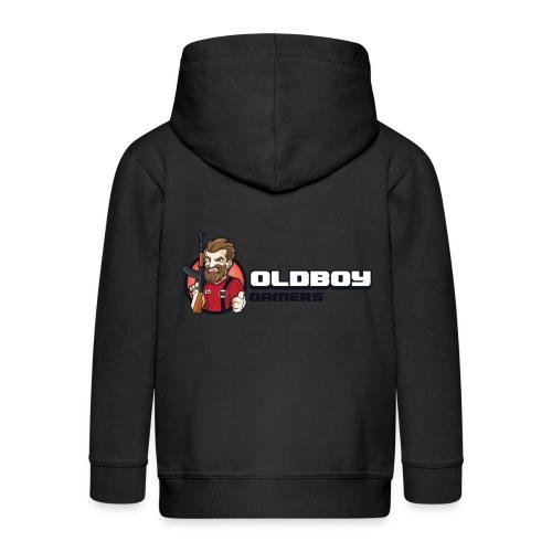 Oldboy Gamers Fanshirt - Premium Barne-hettejakke