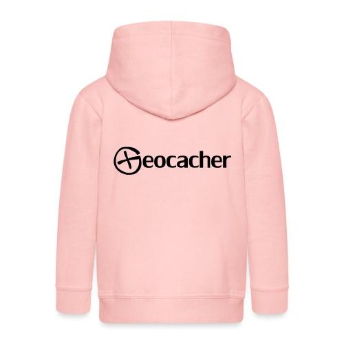 Geocacher - Lasten premium hupparitakki