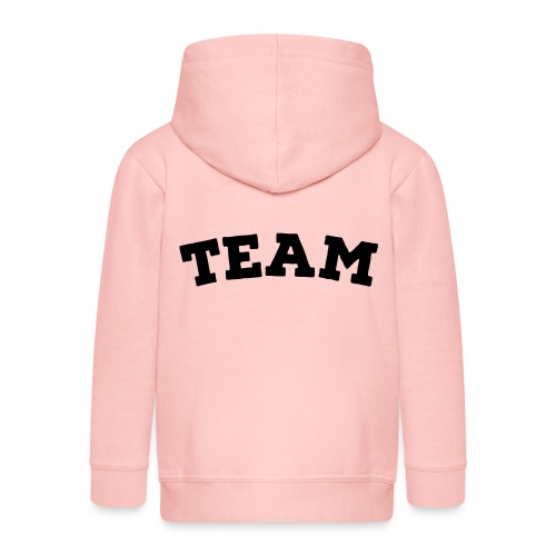 Team - Kids' Premium Hooded Jacket