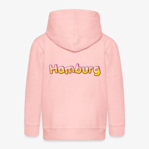 Hamburg - Kinder Premium Kapuzenjacke