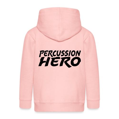 Percussion Hero - Premium Barne-hettejakke