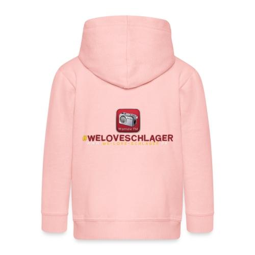 WeLoveSchlager de - Kinder Premium Kapuzenjacke