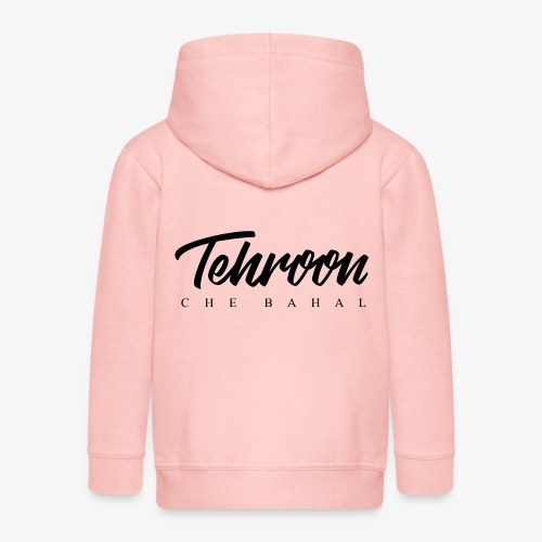 Tehroon Che Bahal - Kinder Premium Kapuzenjacke