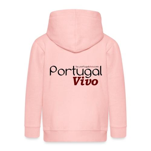Portugal Vivo - Veste à capuche Premium Enfant