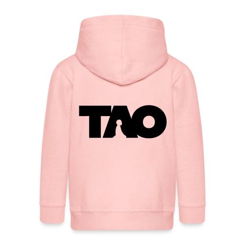 Tao meditation - Veste à capuche Premium Enfant