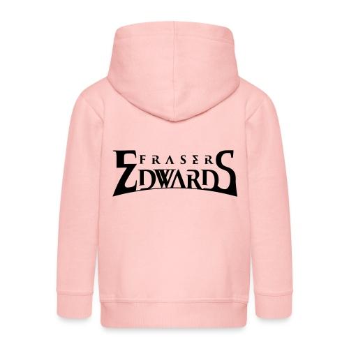 Fraser Edwards Men's Slim Fit T shirt - Kids' Premium Hooded Jacket