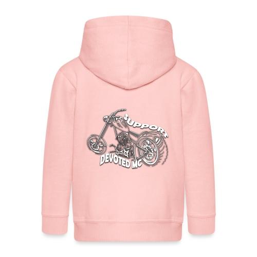T-Shirt DEVOTEDMC SUPPORT CHOPPER - Premium Barne-hettejakke