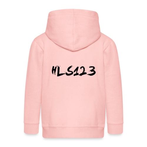 hls123 - Kids' Premium Zip Hoodie