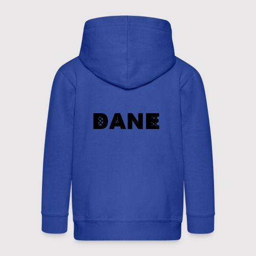 DANE - Knitted Original - Kids' Premium Zip Hoodie