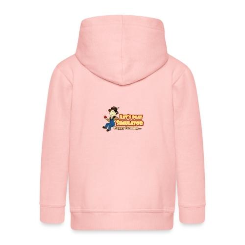 LPS LOGO - Kids' Premium Zip Hoodie