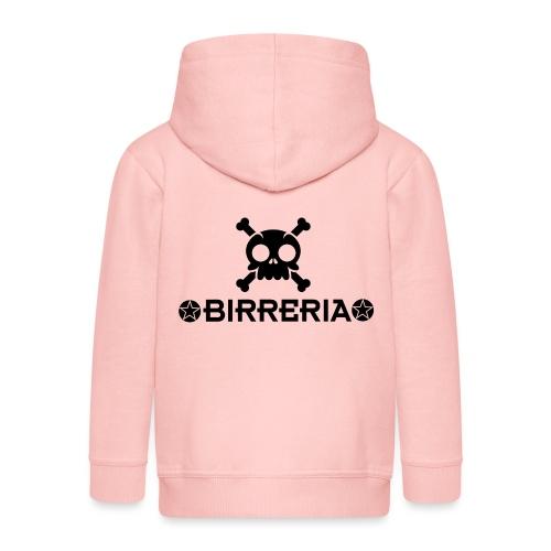 Kids Skull Birreria - Kinder Premium Kapuzenjacke