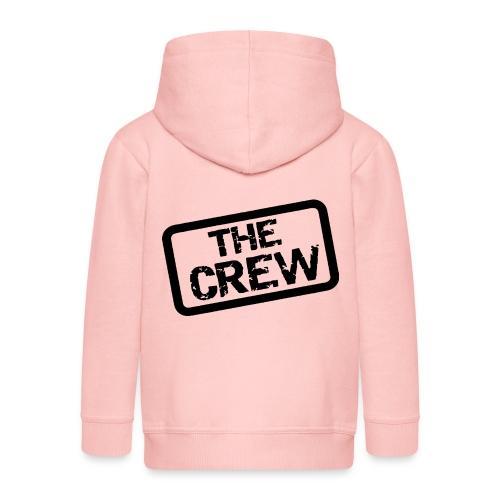 Crew logo - Premium-Luvjacka barn