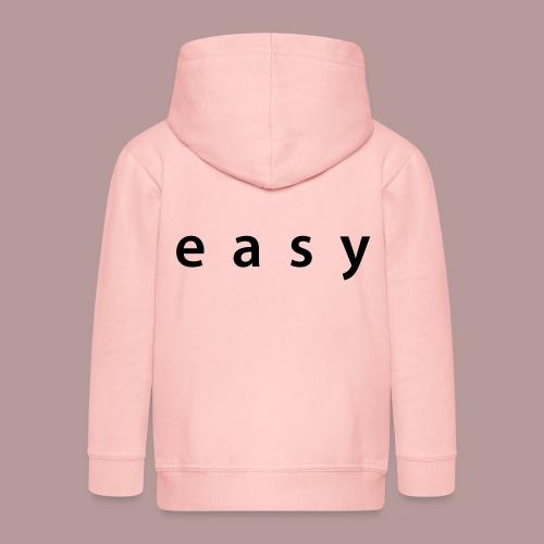 Vêtement easy - Veste à capuche Premium Enfant