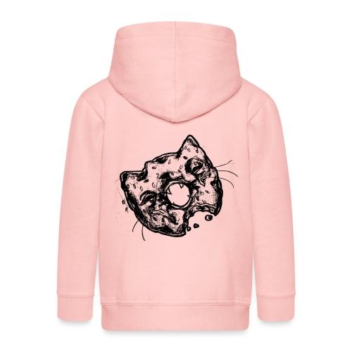 Dona Gato Negro - Chaqueta con capucha premium niño
