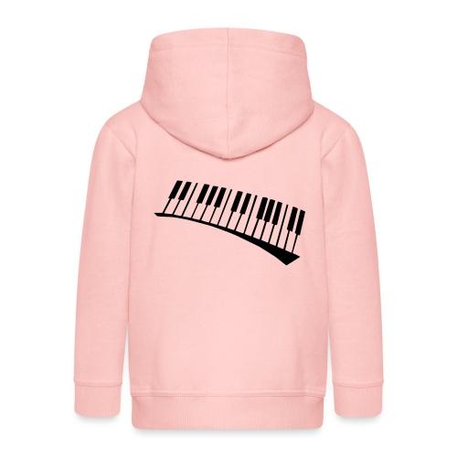 Piano - Chaqueta con capucha premium niño