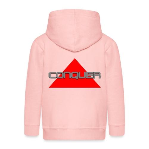 Conquer, by SBDesigns - Veste à capuche Premium Enfant