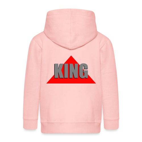 King, by SBDesigns - Veste à capuche Premium Enfant