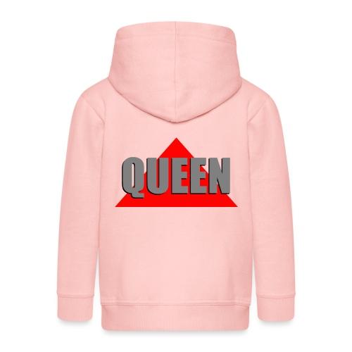 Queen, by SBDesigns - Veste à capuche Premium Enfant
