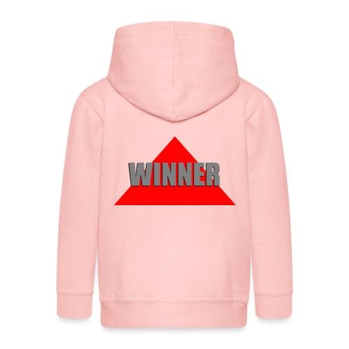 Winner, by SBDesigns - Veste à capuche Premium Enfant