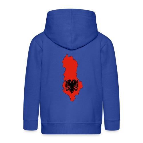 Albania - Veste à capuche Premium Enfant