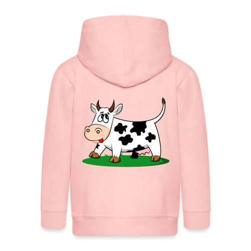 cow-1501690 - Chaqueta con capucha premium niño