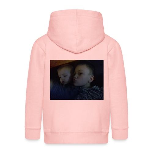 1514916139819832254839 - Kids' Premium Zip Hoodie