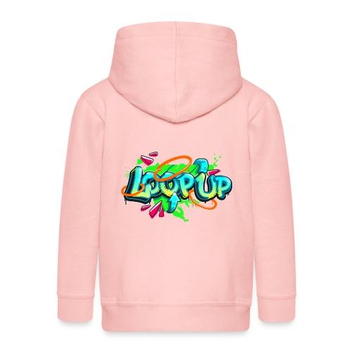 Loop up 4 - Kinder Premium Kapuzenjacke