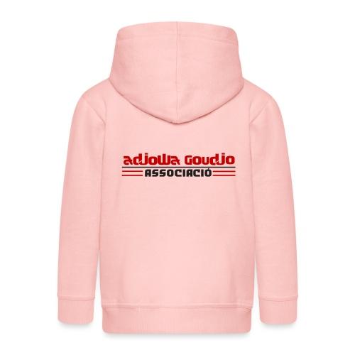 Asociación Adjowa Goudjo - Chaqueta con capucha premium niño