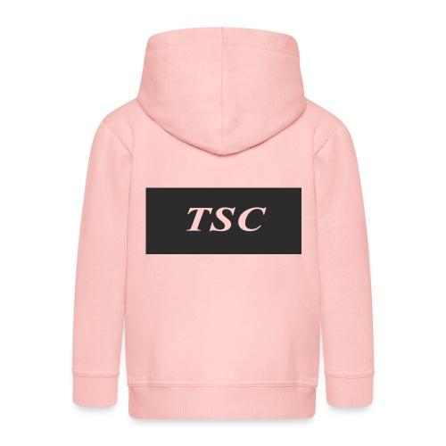 TSC Design - Kids' Premium Zip Hoodie