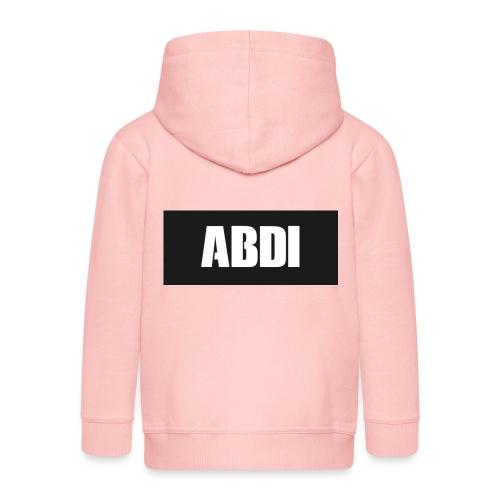 Abdi - Kids' Premium Zip Hoodie