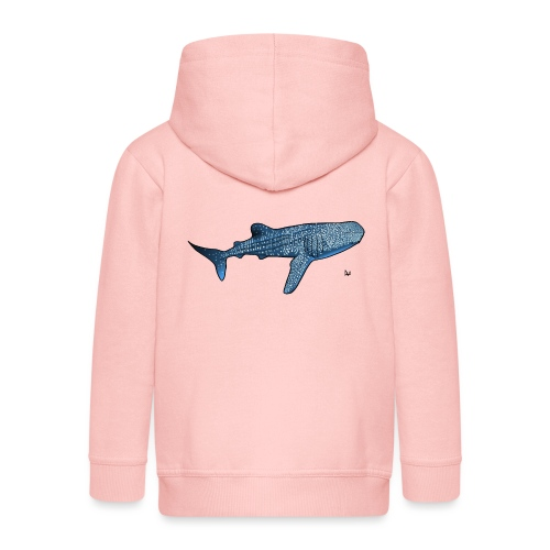 Whale shark - Kids' Premium Hooded Jacket