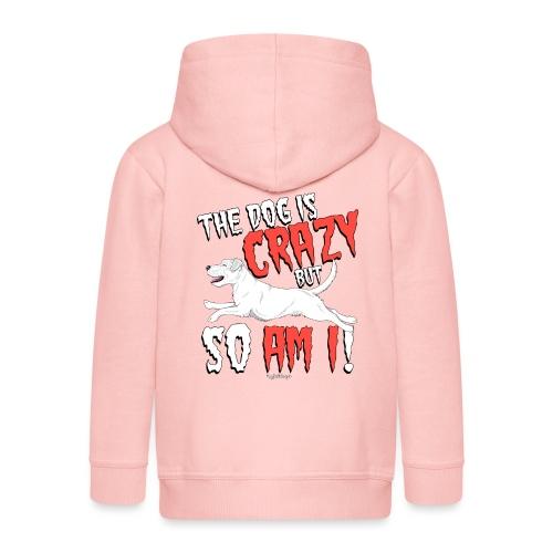 parsoncrazy4 - Kids' Premium Zip Hoodie