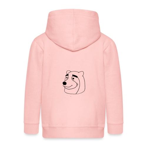Ours - Veste à capuche Premium Enfant