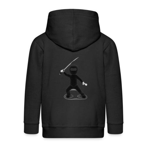 Ninja - Veste à capuche Premium Enfant