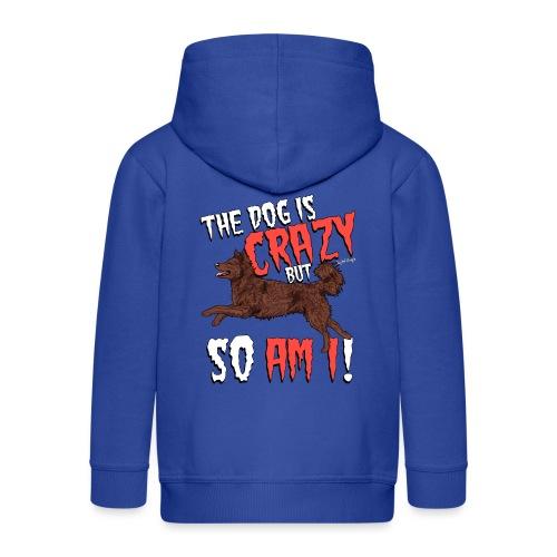 mudicrazy - Kids' Premium Zip Hoodie