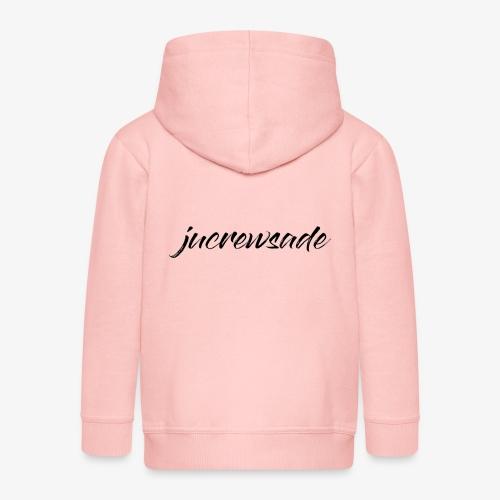 jucrewsade - Veste à capuche Premium Enfant