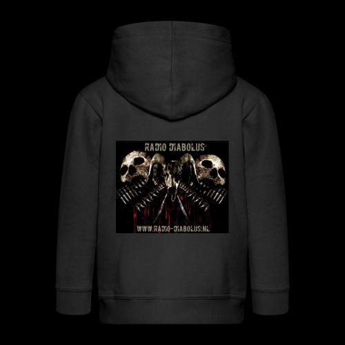 shirt - Kids' Premium Zip Hoodie
