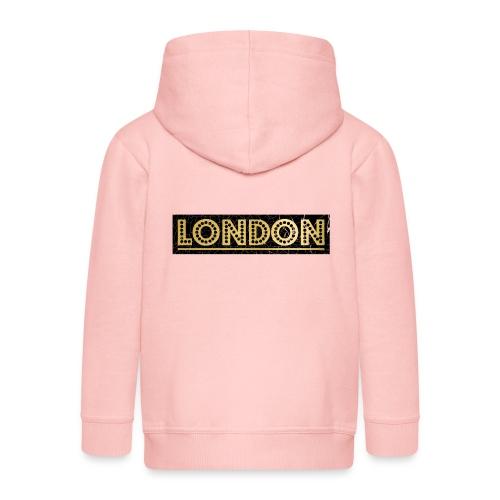 LONDON - Kids' Premium Zip Hoodie