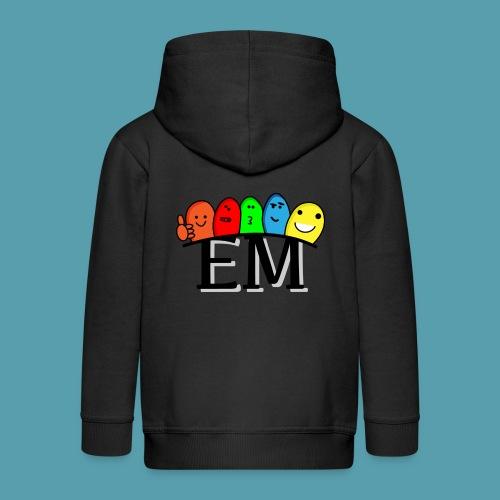 EM - Lasten premium hupparitakki