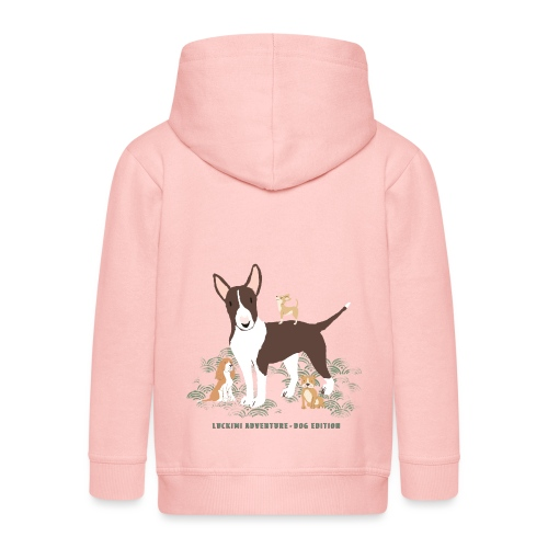 Dog edition - Kids - Premium-Luvjacka barn