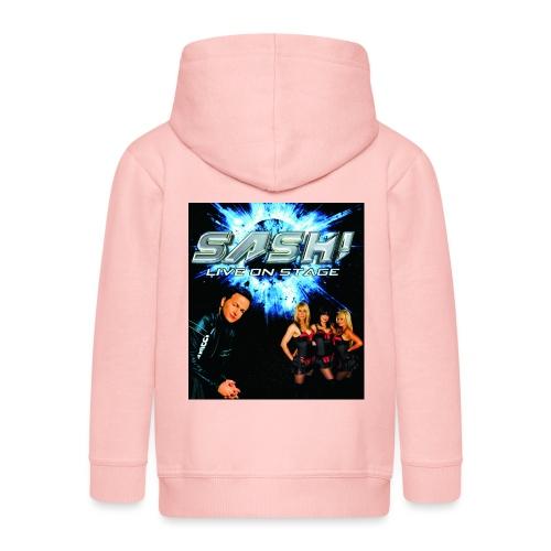SASH! Live - Kids' Premium Hooded Jacket