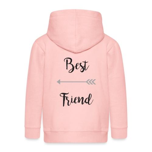 Best Friend - Kinder Premium Kapuzenjacke