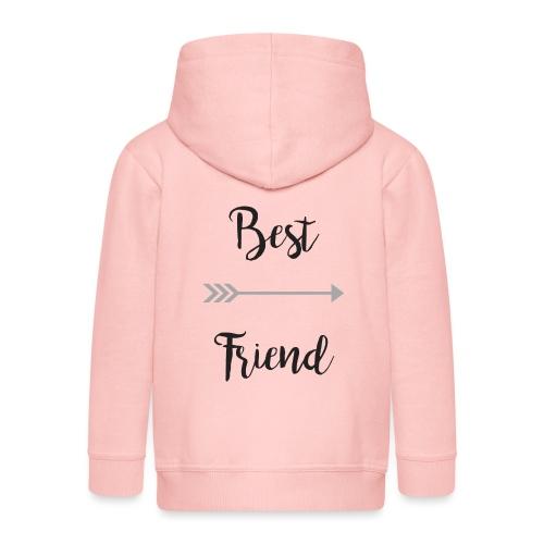 Best friend Teil 2 - Kinder Premium Kapuzenjacke