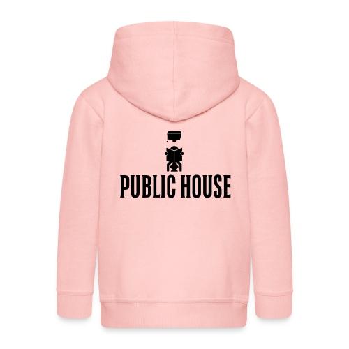 Official Women Shit by Public House - Kids' Premium Zip Hoodie
