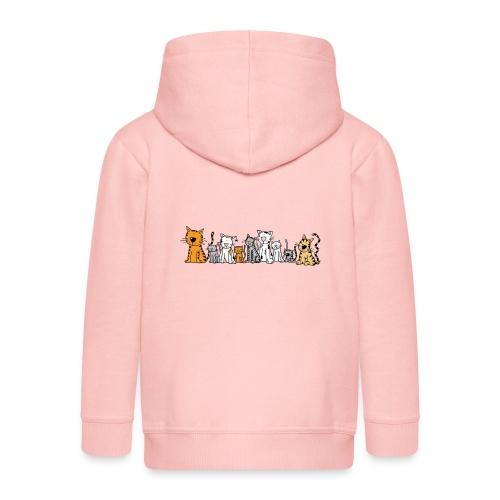 Cats & Cats - Kinderen Premium jas met capuchon