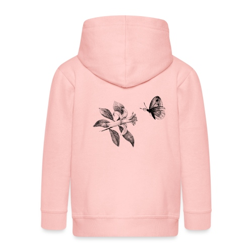 Botanical - Kinder Premium Kapuzenjacke